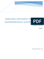 bsbsus401 implement and monitor environmentally sustainable work practices.doc