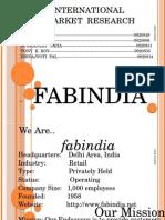 fabindia case study