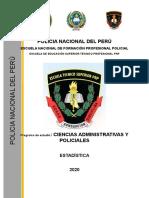 SILABO DESARROLLADO DE ESTADÍSTICA