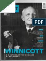 Revista CULT - Winnicott e o entendimento do humano