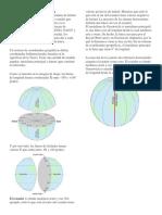 Sistemas de coordenadas de mapa