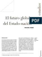 El futuro global del Estado-nación - Michael Mann