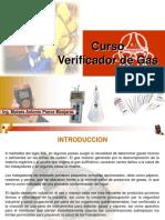 CURSO DE VERIFICADOR DE GAS PARA PLATAFORMAS Y BARCAZAS
