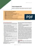 Encuesta salud oral España 2015