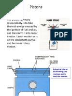 Aluminium Piston