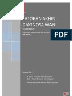 Laporan Akhir Diagnosa Wan - R Firman Purnama