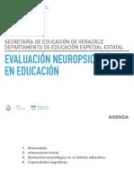 Evaluación Neuropsicológica en Educación Veracruz