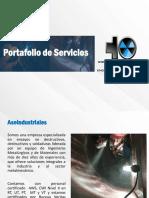 Aseindustriales Portafolio de Servicios 2019