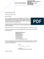 Vox attorney unsuccessfully tried to persuade NIH to withold FOIA records I requested re