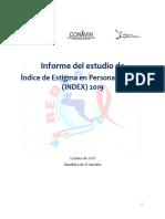 Final INDEX EL Salvador REDCA+