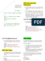 PHP REVIEWER