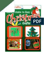 Easy Kids Christmas Crafts eBook