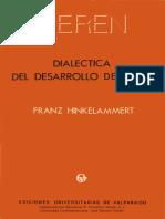Dialectica Del Desarrollo Desigual Franz Hinkelammert