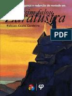 Espírito de vingança e redenção da vontade em Assim falou Zaratustra - Robson Costa Cordeiro