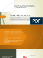 Teoría de bandas.pptx