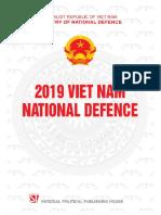 veitnam defence paper 2019