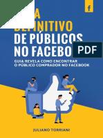 Guia Definitivo de Públicos no Facebook