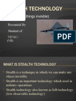 0602 Stealth Technology Ppt