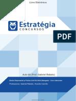 Estratégia Concurso - Direito Empresarial