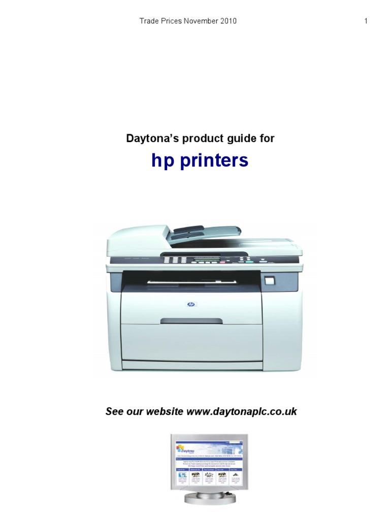 Hpcat Printer Computing Office Work Fuser Film Hp 5000 5100 5200 New