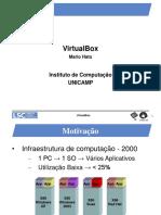 Virtual Box Mario