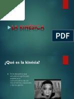 La kinesica y la proxemica