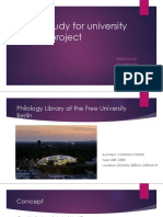 Case Study for University Library Project(Zin Mar Nyein)