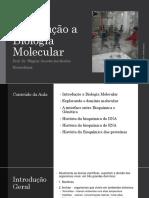 Aula 1 Introdução a Biologia Molecular.pdf