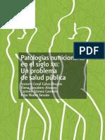 Patologias Nutricionales en el Siglo XXI Un problema de salud publica.pdf