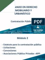 Contratación Pública en Col.