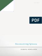 Newlands, Samuel  - Reconceiving Spinoza-Oxford University Press (2018).pdf