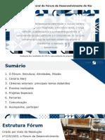 Reunião Geral 2020 - Fórum de Desenvolvimento do Rio