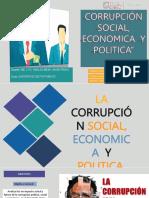 GRUPO N°12 LA CORRUPCIÓN SOCIAL,POLITICO Y ECONOMICO..pptx