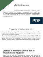 PRESENTACIÓN DE INTRODUCCIÓN A PRUEBAS Y MANTENIMIENTOS ELÉCTRICOS