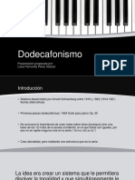 Dodecafonismo