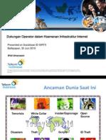 Telkom - Dukungan Operator