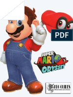 Super Mario Odyssey Prima Collector's Edition Guide