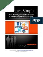 7 étapes simples pour développer votre reseaux et décrocher plus de clients.pdf
