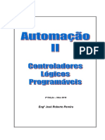 Apostila de Automacao II - CLP - JR Edicao 2.pdf