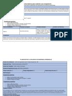 Secuencia didáctica Diseño de documentos en Word 2013 sabatino