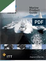 Jabsco Marine Product Guide 2006.
