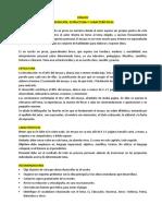 Ensayo- Definición, Estructura y características
