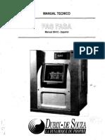 Dubix FAS FASA - 460 Guide Spanish 3941E