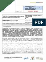 Informe GPC Anomalías de inserción placentaria