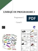 LIMBAJE DE PROGRAMARE 2_curs 1