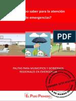 Pautas-emergencia