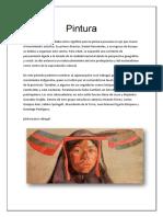 Reconocidos pintores peruanos y sus obras