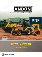 Cartilla_RANDON_Retroexcavadora_RD_406_Advanced