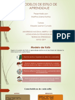 modelo de Kolb