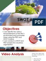 SWOT Analysis-Edited
